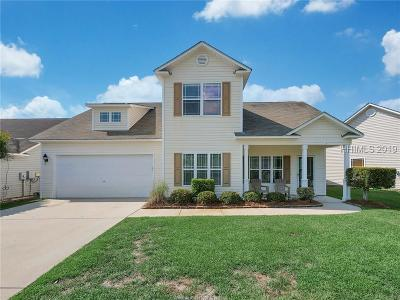 Bluffton Single Family Home For Sale: 1 Broadland Circle