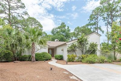 Beaufort County Single Family Home For Sale: 9 Scaup Ct