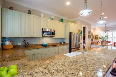 Hilton Head Island Single Family Home For Sale: 18 Sterling Pointe Drive