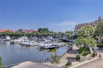 Hilton Head Island Condo/Townhouse For Sale: 13 Harbourside Lane #7138