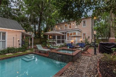 Beaufort Single Family Home For Sale: 705 Greene St