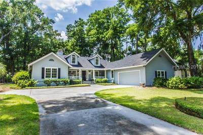 Beaufort County Single Family Home For Sale: 706 Island Circle E