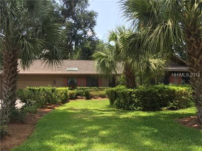Beaufort County Single Family Home For Sale: 48 Heritage Road