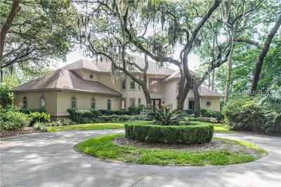 Beaufort County Single Family Home For Sale: 34 Spanish Pointe Drive