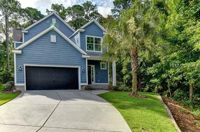 Single Family Home For Sale: 39 Dewees Lane