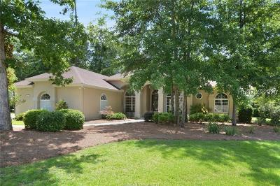 Bluffton Single Family Home For Sale: 2 Hibiscus Ln