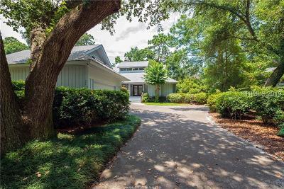 Saint Helena Island Single Family Home For Sale: 546 Island Circle E