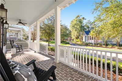 Beaufort Single Family Home For Sale: 43 Mount Grace