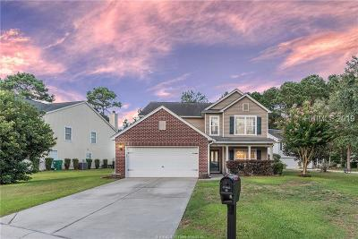Bluffton Single Family Home For Sale: 92 Pine Ridge Drive