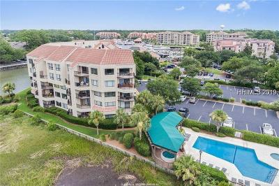 Hilton Head Island Condo/Townhouse For Sale: 2 Shelter Cove Lane #257