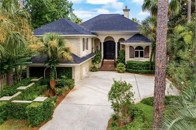 Beaufort County Single Family Home For Sale: 20 Castlebridge Court