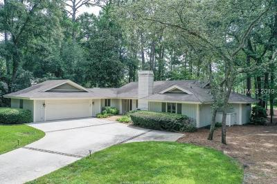 Moss Creek Single Family Home For Sale: 68 Saw Timber Drive