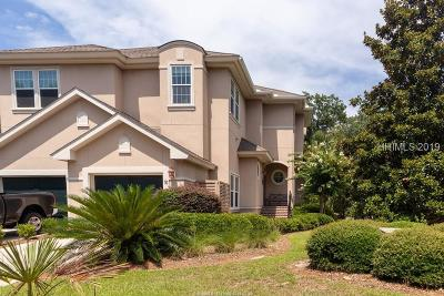 Hilton Head Island Single Family Home For Sale: 10 Seagrass Landing Court