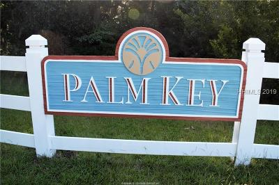 Jasper County Single Family Home For Sale: 336 Palm Key Place