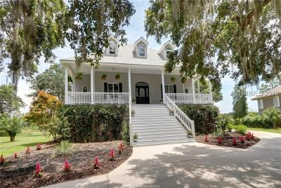 Beaufort Single Family Home For Sale: 310 Perryclear Drive
