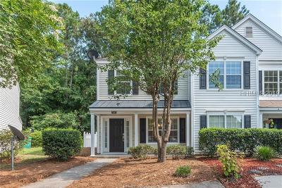 Bluffton Single Family Home For Sale: 505 Gardners Ln