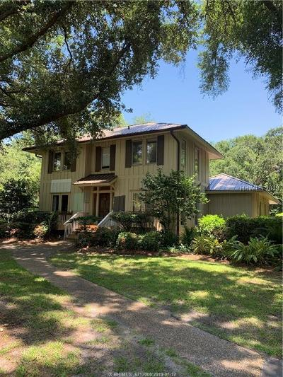 Hilton Head Island Single Family Home For Sale: 12 N Port Royal Drive