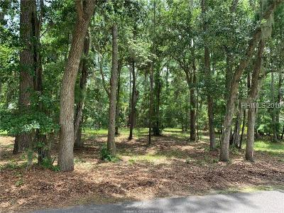 Hilton Head Island Residential Lots & Land For Sale: 31 Cat Brier Lane
