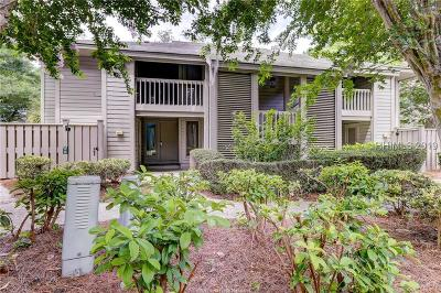 Hilton Head Island Condo/Townhouse For Sale: 20 Queens Folly Road #1881