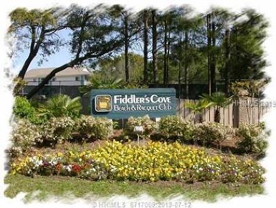 Hilton Head Island Condo/Townhouse For Sale: 45 Folly Field Road #13F