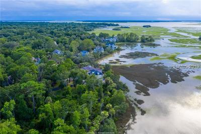 Hilton Head Island Residential Lots & Land For Sale: 34 Silver Oak Drive