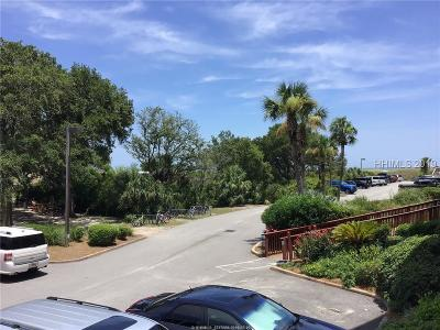 Hilton Head Island Condo/Townhouse For Sale: 40 Folly Field Road #126