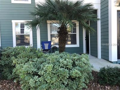 Bluffton Condo/Townhouse For Sale: 14 Old South Court #14A