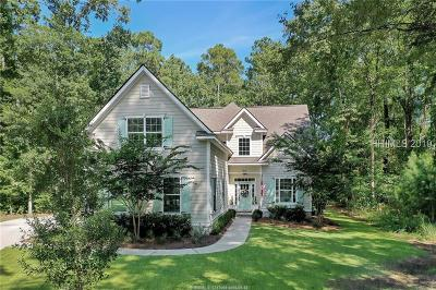 Bluffton Single Family Home For Sale: 4 Nandina Court