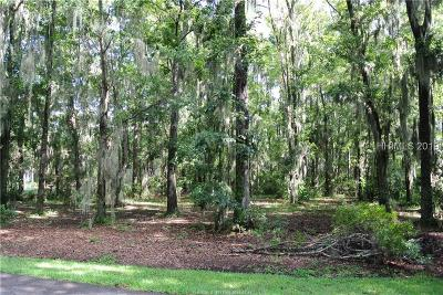 Hilton Head Island Residential Lots & Land For Sale: 18 Peninsula Drive