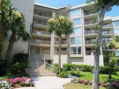 Hilton Head Island Condo/Townhouse For Sale: 1 Ocean Lane #3229
