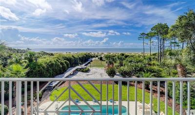 Hilton Head Island Single Family Home For Sale: 21 Donax Road