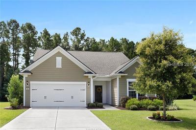 Bluffton Single Family Home For Sale: 4 Greatwood Drive