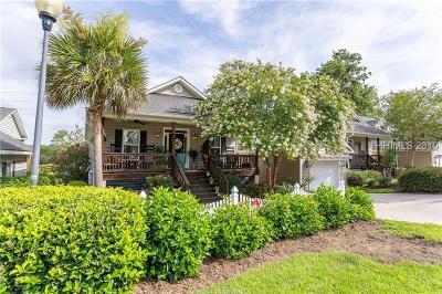 Beaufort Single Family Home For Sale: 10 White Pond Boulevard