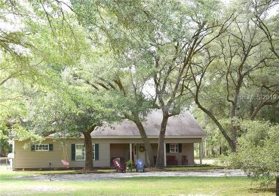 Jasper County Single Family Home For Sale: 903 Log Hall Road
