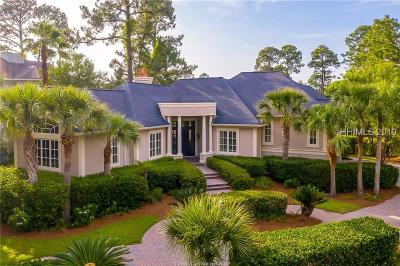 Beaufort County Single Family Home For Sale: 8 Wexford Club Drive