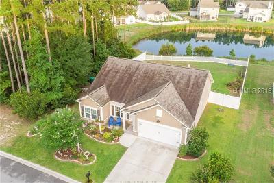 Bluffton SC Single Family Home For Sale: $249,900