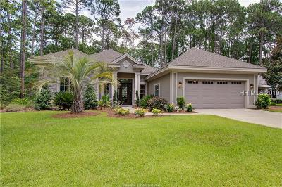 Hilton Head Island, Bluffton Single Family Home For Sale: 35 Golden Hind Drive