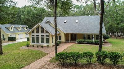 Bluffton Single Family Home For Sale: 35 Paddock Court