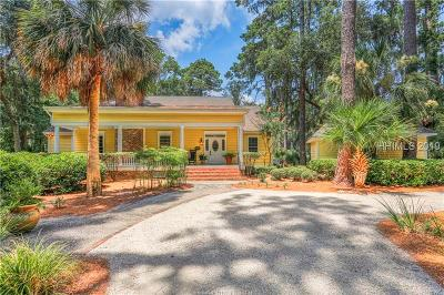 Daufuskie Island Single Family Home For Sale: 4 Wood Duck Ct