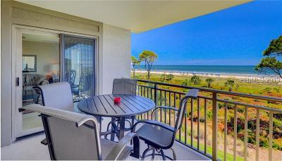 Hilton Head Island Condo/Townhouse For Sale: 21 S Forest Beach Drive #408