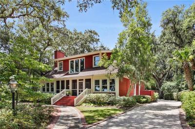 Single Family Home For Sale: 25 Crystal Beach Circle