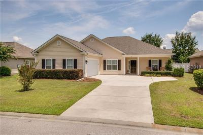 Bluffton SC Single Family Home For Sale: $274,500