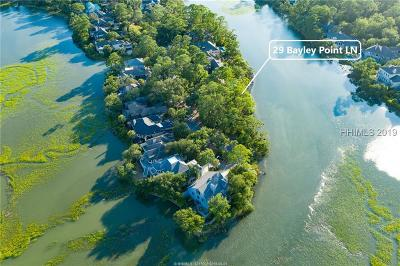 Hilton Head Island Residential Lots & Land For Sale: 29 Bayley Point Lane