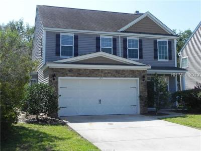 Bluffton SC Single Family Home For Sale: $289,000