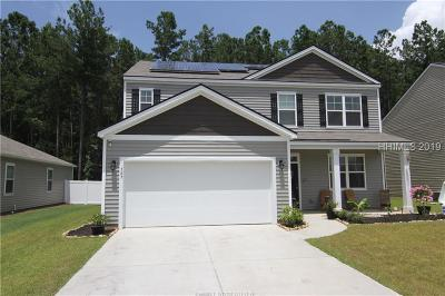 Bluffton SC Single Family Home For Sale: $339,000