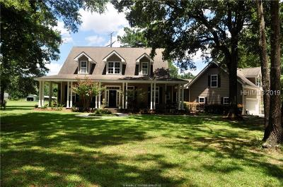 Ridgeland Single Family Home For Sale: 259 Wellington Loop
