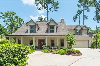 Hilton Head Island Single Family Home For Sale: 37 Pearl Reef Ln