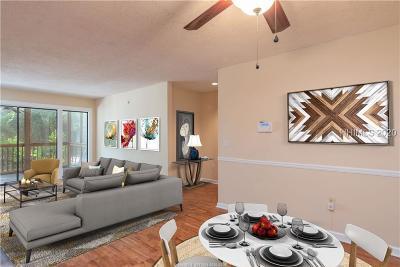 Hilton Head Island Condo/Townhouse For Sale: 39 Three Mast Lane #39