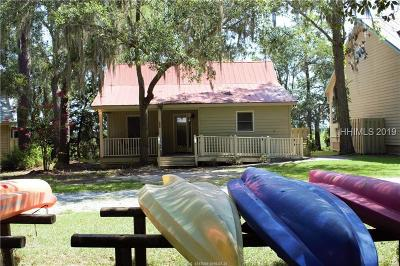 Jasper County Single Family Home For Sale: 404 Palm Key Place