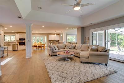 Hilton Head Island Single Family Home For Sale: 32 Brown Thrasher Road